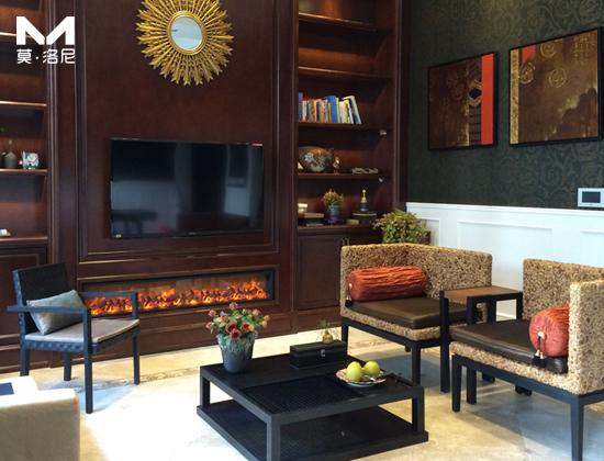 【河北】格林豪泰酒店与我公司签订长期电壁炉供货协议